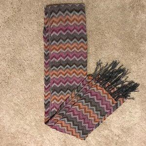 Accessories - Stripe scarf